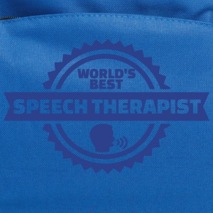 Speech therapist T-Shirts - Computer Backpack