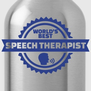 Speech therapist T-Shirts - Water Bottle