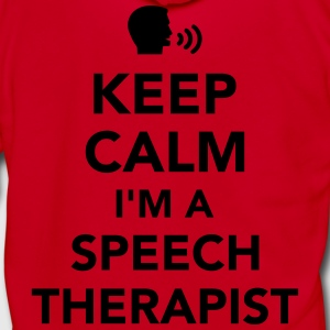Speech therapist T-Shirts - Unisex Fleece Zip Hoodie by American Apparel