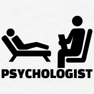 Psychologist Mugs & Drinkware - Men's T-Shirt