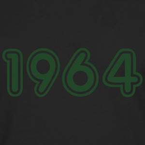 1964, Numbers, Year, Year Of Birth Tanks - Men's Premium Long Sleeve T-Shirt