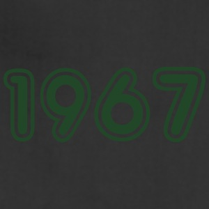 1967, Numbers, Year, Year Of Birth Sportswear - Adjustable Apron