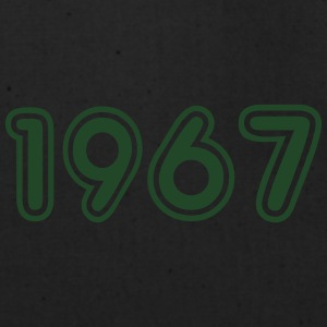 1967, Numbers, Year, Year Of Birth Sportswear - Eco-Friendly Cotton Tote
