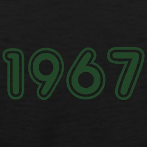 1967, Numbers, Year, Year Of Birth Sportswear - Men's Premium Tank