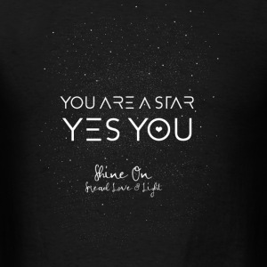 You are a Star! Tanks - Men's T-Shirt