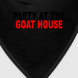 party_at_the_goat_house_ - Bandana