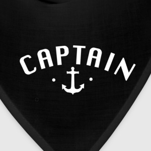 Captain T-Shirt - Bandana