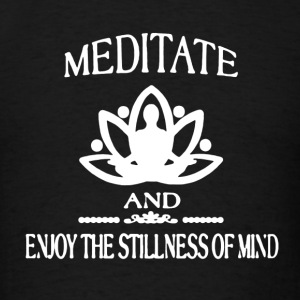 Meditate Shirt - Men's T-Shirt