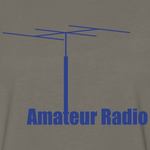 Amateur radio - Men's Premium Long Sleeve T-Shirt