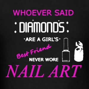 Nail Art  Shirt - Men's T-Shirt