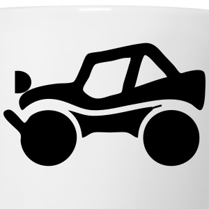 Beach Bugger Car Vehicle T-Shirts - Coffee/Tea Mug