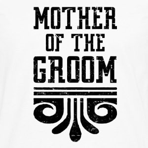 MOTHER OF THE GROOM - Men's Premium Long Sleeve T-Shirt