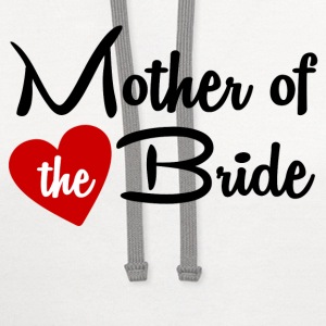 MOTHER OF THE BRIDE - Contrast Hoodie