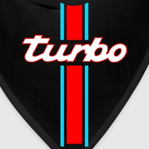turbo stripes T-Shirts - Bandana