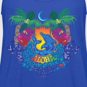 Aloha T-Shirts - Women's Flowy Tank Top by Bella