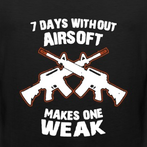 Airsoft Fanatics Shirt  - Men's Premium Tank