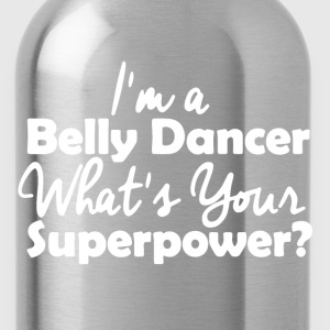 Belly Dancer Shirt - Water Bottle