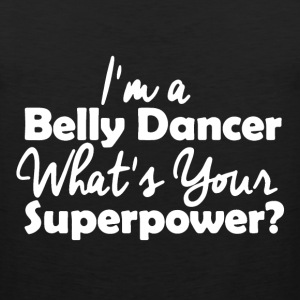 Belly Dancer Shirt - Men's Premium Tank