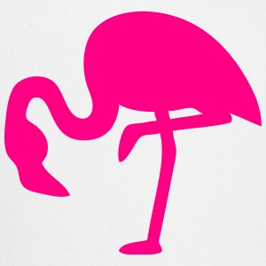 Pink Flamingo Silhouette Kids' Shirts - Trucker Cap