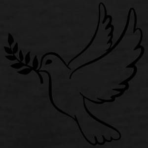 Peace Dove With Olive Branch Sportswear - Men's Premium Tank