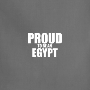 Proud to be a egypt T-Shirts - Adjustable Apron