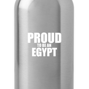 Proud to be a egypt T-Shirts - Water Bottle