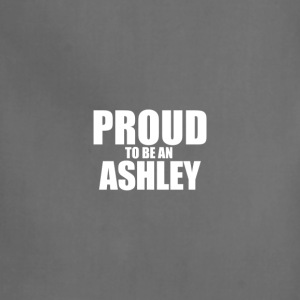 Proud to be a ashley T-Shirts - Adjustable Apron
