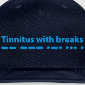 Tinnitus - Snap-back Baseball Cap