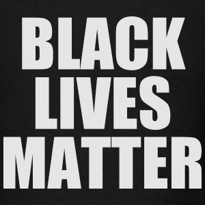 Black Lives Matter Sportswear - Men's T-Shirt
