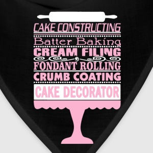 Cake Decorator Shirt - Bandana
