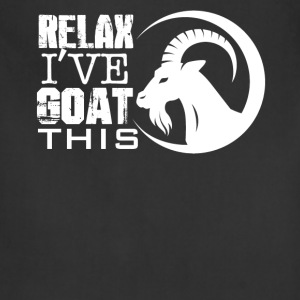 Relax I Goat This - Adjustable Apron