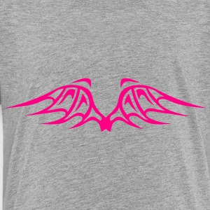 wing winged angel 50268 Kids' Shirts - Toddler Premium T-Shirt