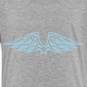 wing winged angel 50266 Kids' Shirts - Toddler Premium T-Shirt