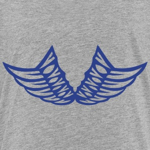 wing winged angel 5006 Kids' Shirts - Toddler Premium T-Shirt