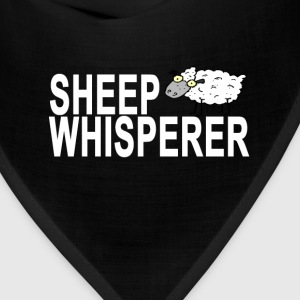 sheep_whisperer_tshirt - Bandana