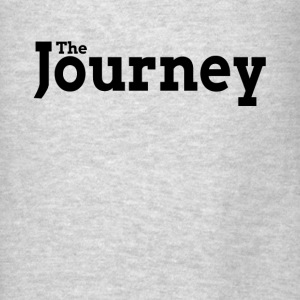 The Journey Hoodies - Men's T-Shirt