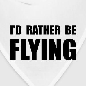 Rather Be Flying - Bandana