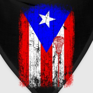 Puerto rican - Puerto rican flag awesome t-shirt - Bandana