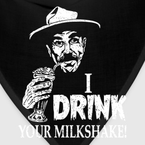 Milkshake - I drink your milkshake awesome t-shi - Bandana