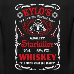 Kylo - I'll show you the Dark side quality tee - Men's Premium Tank
