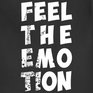 Music - Feel the emotion t-shirt for fans - Adjustable Apron