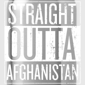 Afghanistan - Straight outta Afghanistan t-shirt - Water Bottle