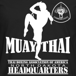 Muaythai - Thai boxing association of america - Men's Premium Long Sleeve T-Shirt