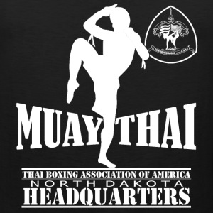 Muaythai - Thai boxing association of america - Men's Premium Tank