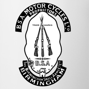 BSA motocycles - Awesome t-shirt for birmingham - Coffee/Tea Mug