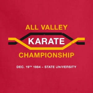 All Valley Karate Championship - Adjustable Apron