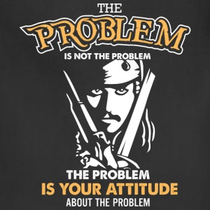 Pirate of caribbean - The problem is not the probl - Adjustable Apron