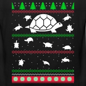 Awesome christmas sweater for turtle lovers - Men's Premium Tank
