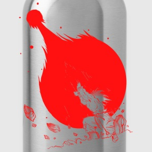 Goku - Awesome kamehameha t-shirt for fans - Water Bottle