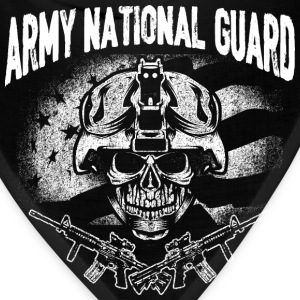 Army national guard - t-shirt for guards support - Bandana